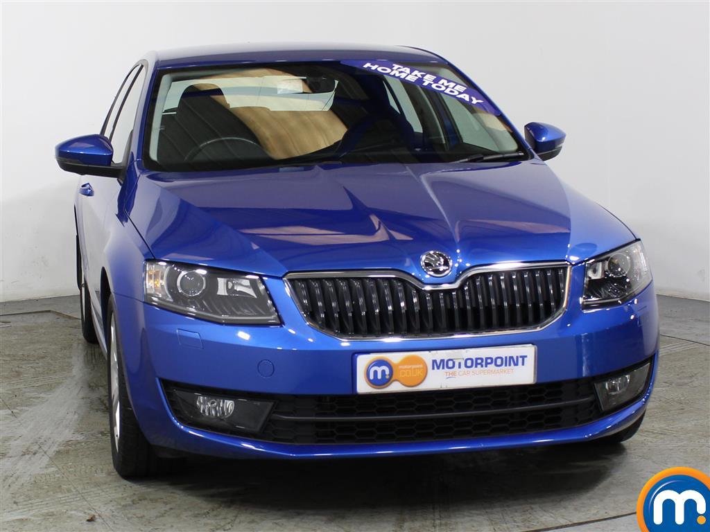 Skoda Octavia Se Sport Manual Petrol Hatchback - Stock Number (988667) - Front bumper