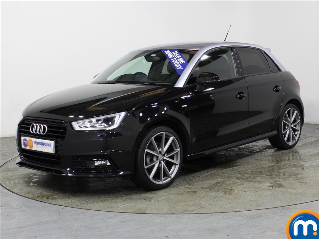 Audi A1 Black Edition Nav - Stock Number (988427) - Passenger side front corner