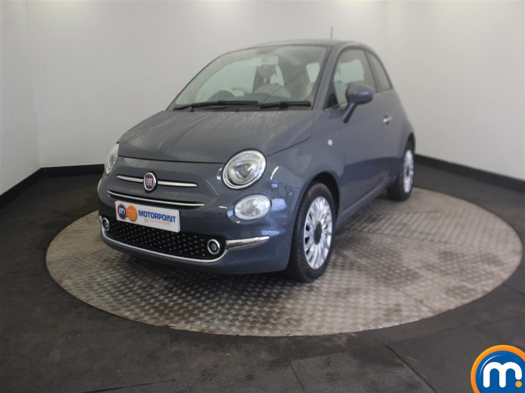 Fiat 500 Lounge - Stock Number (994814) - Passenger side front corner