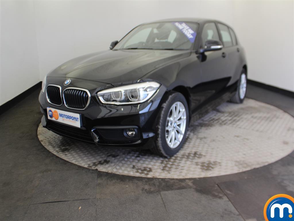 BMW 1 Series SE Business - Stock Number (988708) - Passenger side front corner