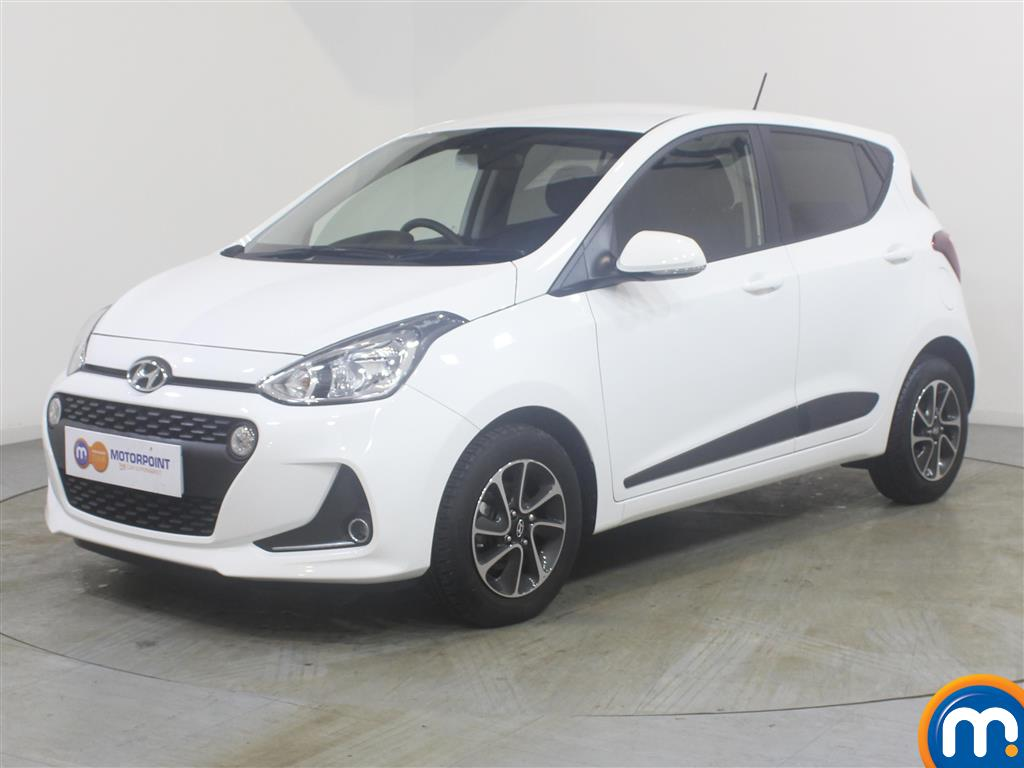 Hyundai I10 Premium - Stock Number (996728) - Passenger side front corner