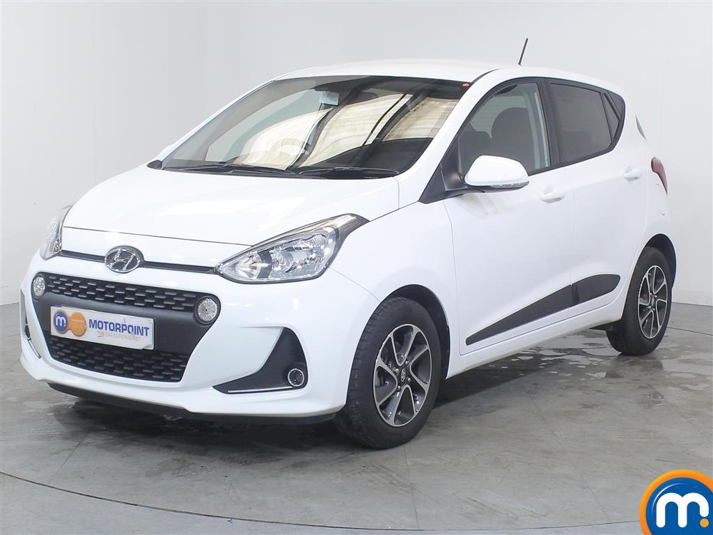 Hyundai I10 Premium - Stock Number (996723) - Passenger side front corner