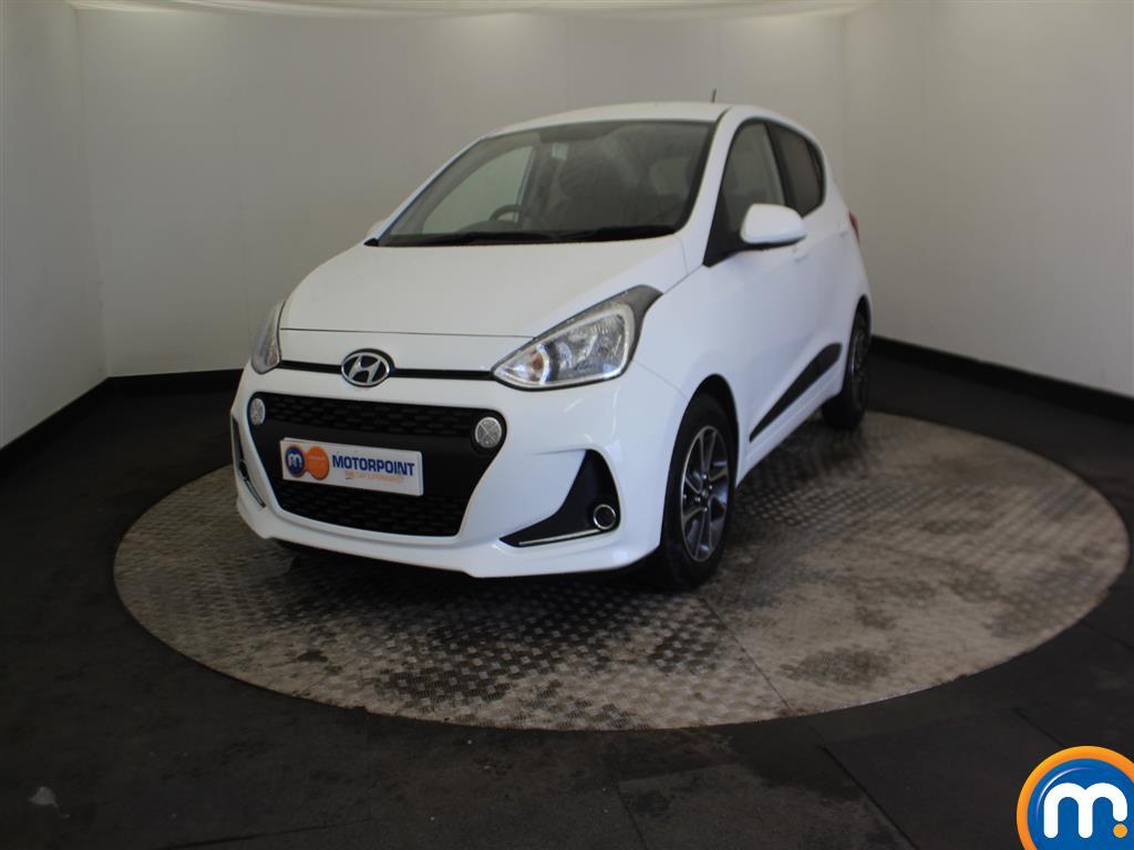 Hyundai I10 Premium - Stock Number (996787) - Passenger side front corner