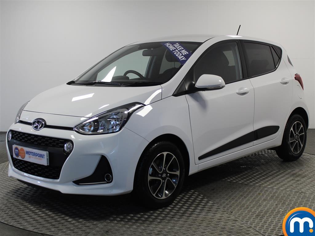 Hyundai I10 Premium - Stock Number (996721) - Passenger side front corner