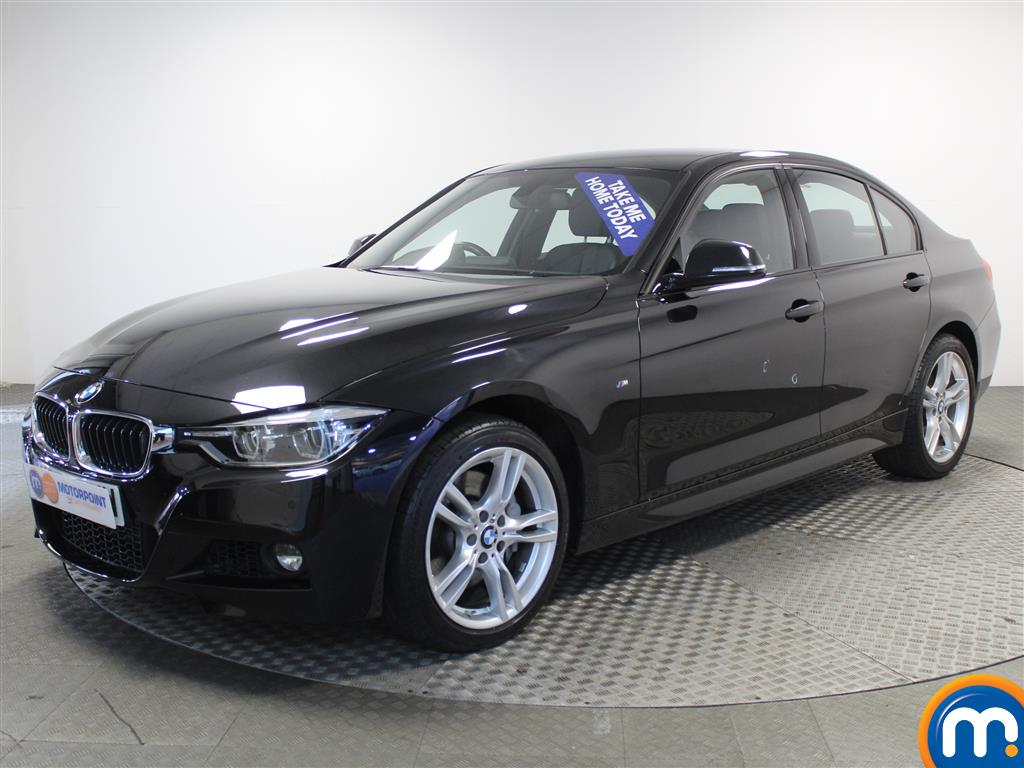 BMW 3 Series M Sport - Stock Number (992219) - Passenger side front corner