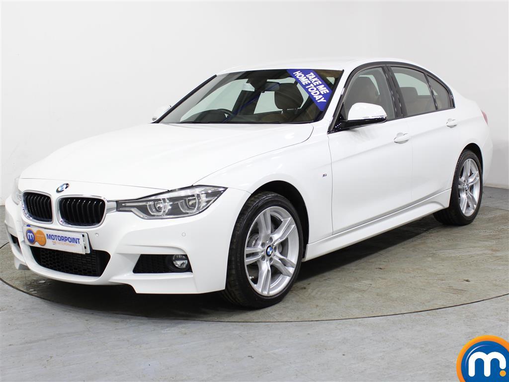 BMW 3 Series M Sport - Stock Number (990489) - Passenger side front corner