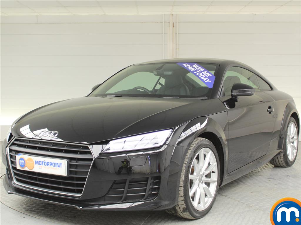 Used Audi Tt Diesel Cars For Sale Motorpoint Car Supermarket
