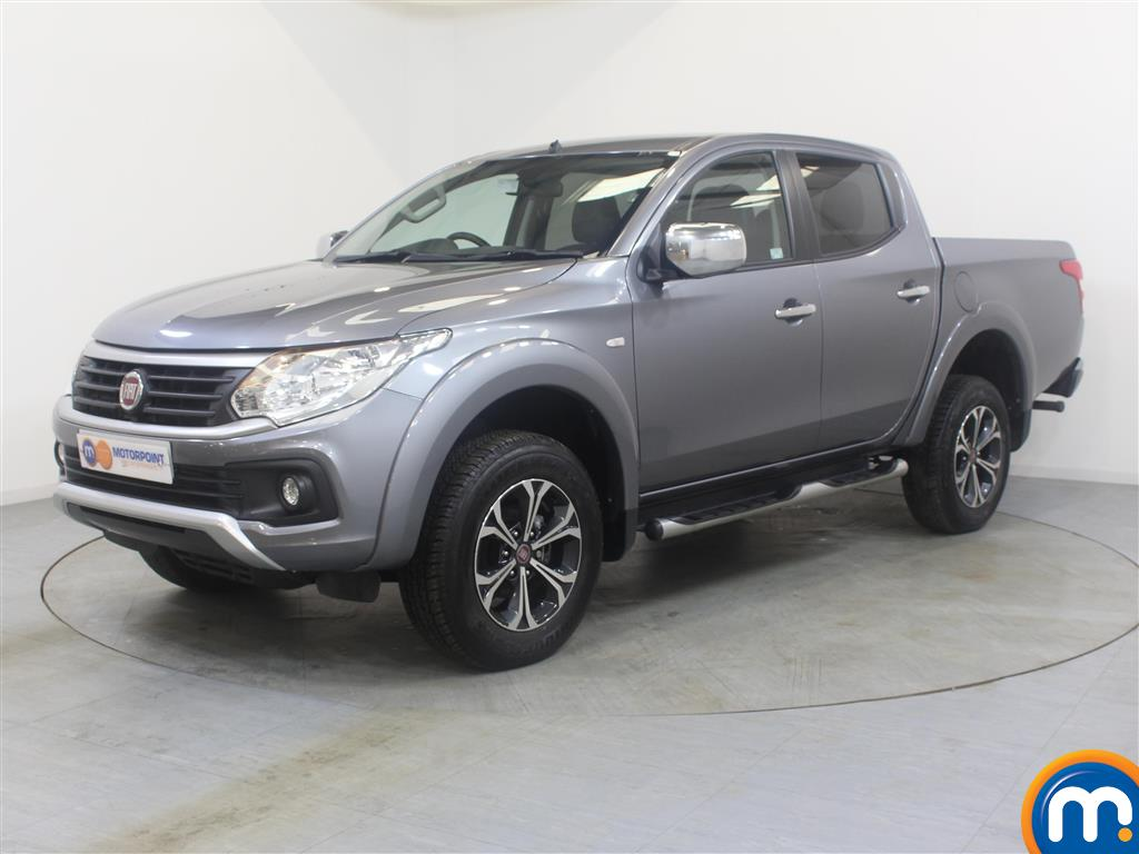 c7ae963761 Fiat Fullback 2.4 180Hp Lx Double Cab Pick Up Manual Diesel - Stock Number  (992329
