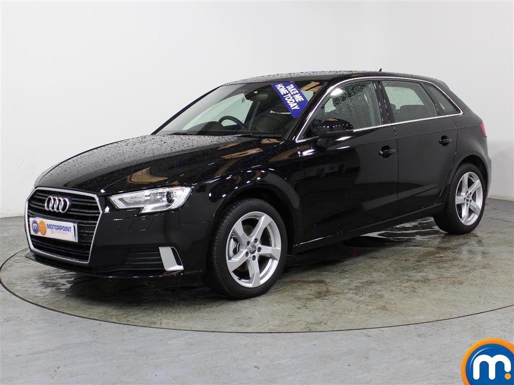 Audi A3 Sport - Stock Number (981206) - Passenger side front corner