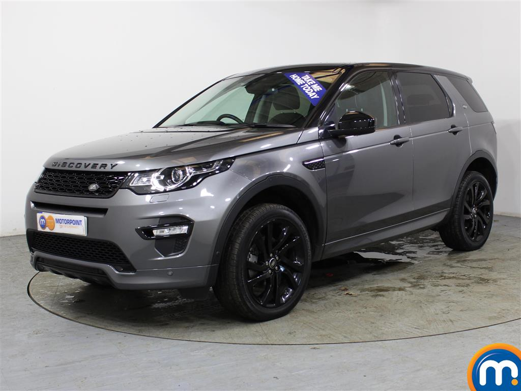 Land Rover Discovery Sport Hse Dynamic Lux Automatic Diesel 4X4 - Stock Number (991725) - Passenger side front corner