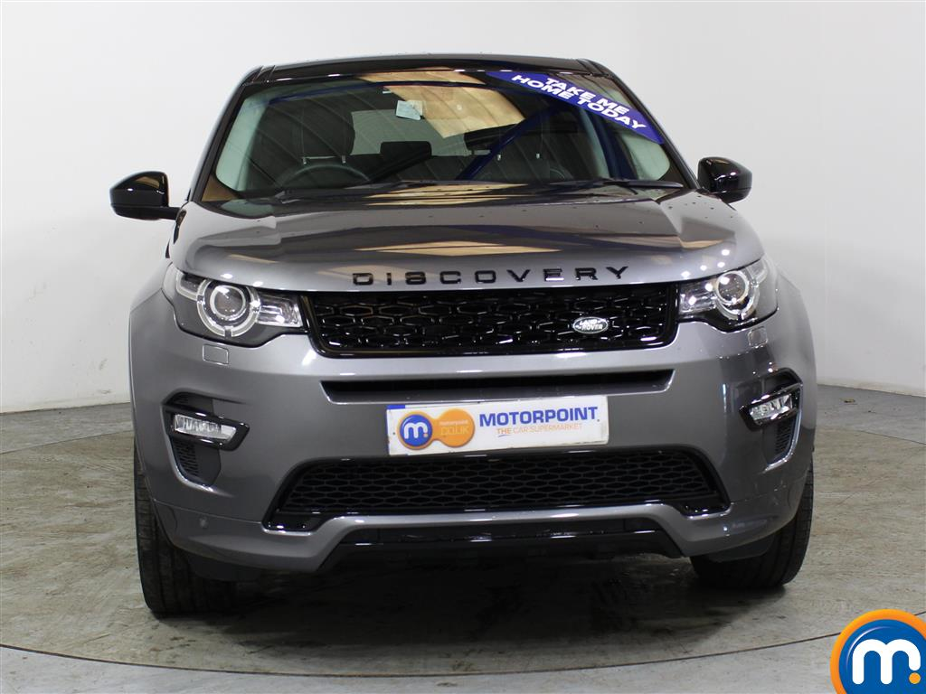 Land Rover Discovery Sport Hse Dynamic Lux Automatic Diesel 4X4 - Stock Number (991725) - Front bumper
