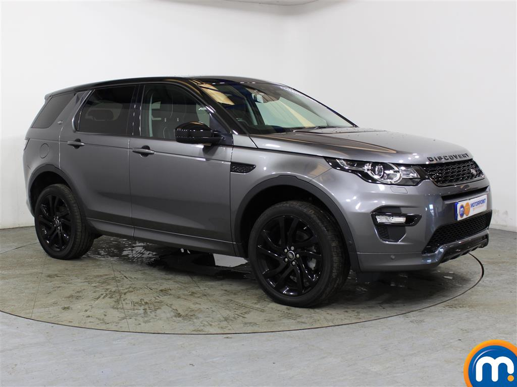 Land Rover Discovery Sport Hse Dynamic Lux Automatic Diesel 4X4 - Stock Number (991725) - Drivers side front corner