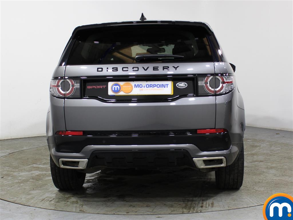 Land Rover Discovery Sport Hse Dynamic Lux Automatic Diesel 4X4 - Stock Number (991725) - Rear bumper