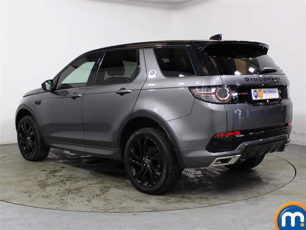 Land Rover Discovery Sport Hse Dynamic Lux Automatic Diesel 4X4 - Stock Number (991725) - Passenger side rear corner