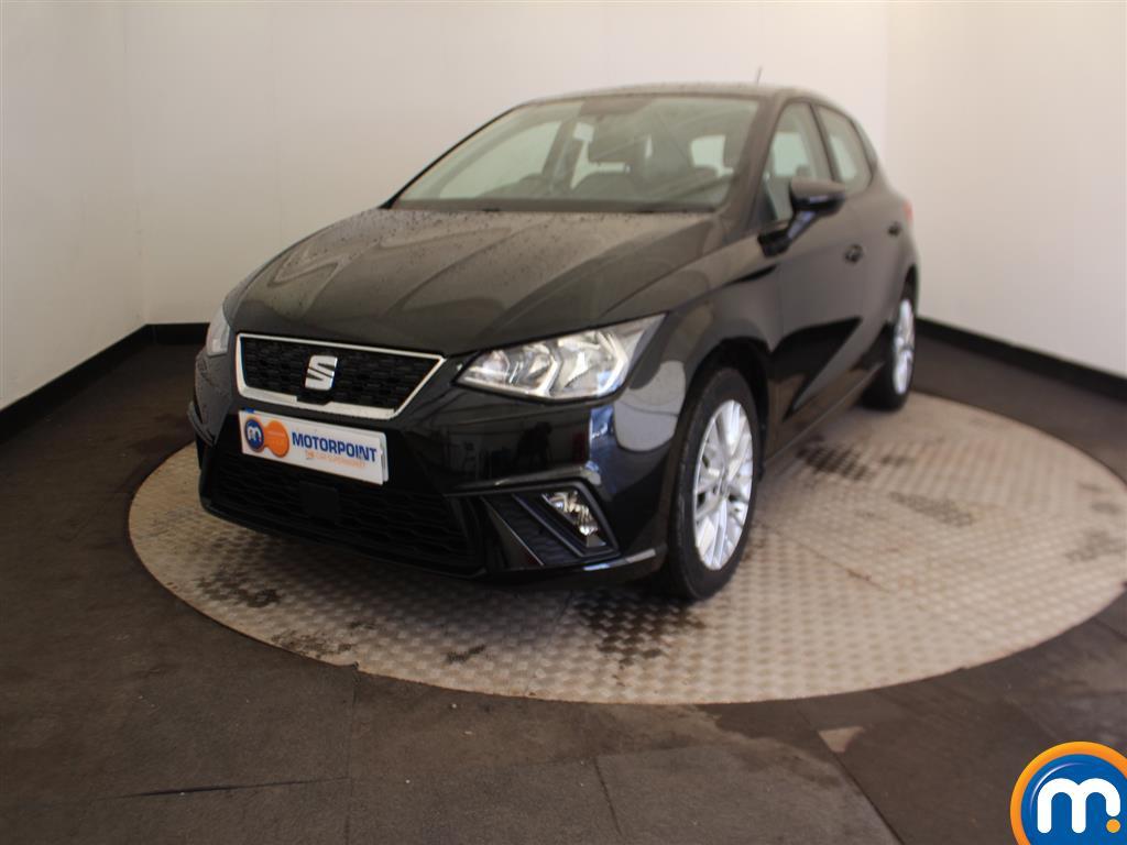 Seat Ibiza SE Technology - Stock Number (996983) - Passenger side front corner