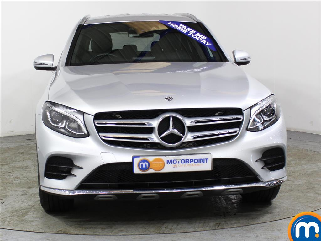 Mercedes-Benz GLC Amg Line Automatic Diesel Estate - Stock Number (991216) - Front bumper