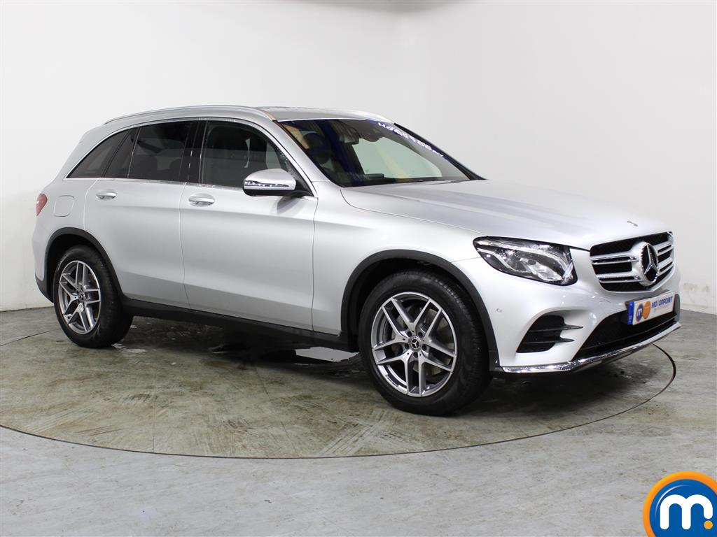 Mercedes-Benz GLC Amg Line Automatic Diesel Estate - Stock Number (991216) - Drivers side front corner
