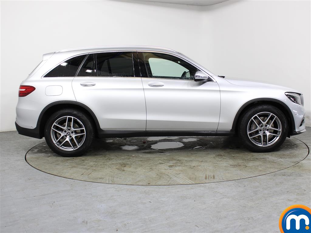 Mercedes-Benz GLC Amg Line Automatic Diesel Estate - Stock Number (991216) - Drivers side