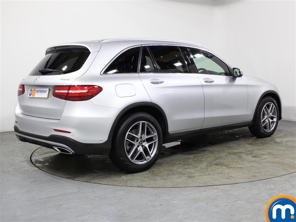 Mercedes-Benz GLC Amg Line Automatic Diesel Estate - Stock Number (991216) - Drivers side rear corner