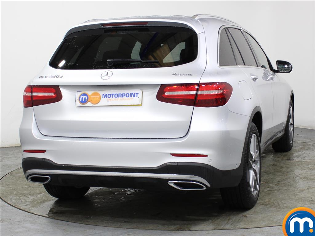 Mercedes-Benz GLC Amg Line Automatic Diesel Estate - Stock Number (991216) - Rear bumper