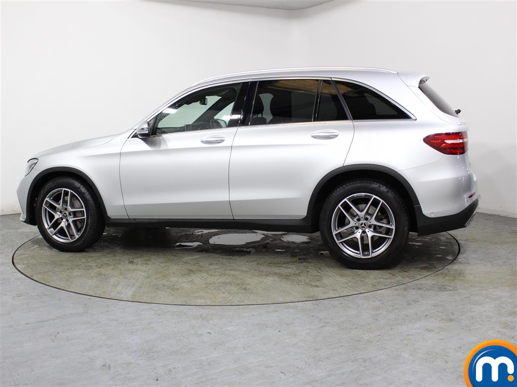 Mercedes-Benz GLC Amg Line Automatic Diesel Estate - Stock Number (991216) - Passenger side