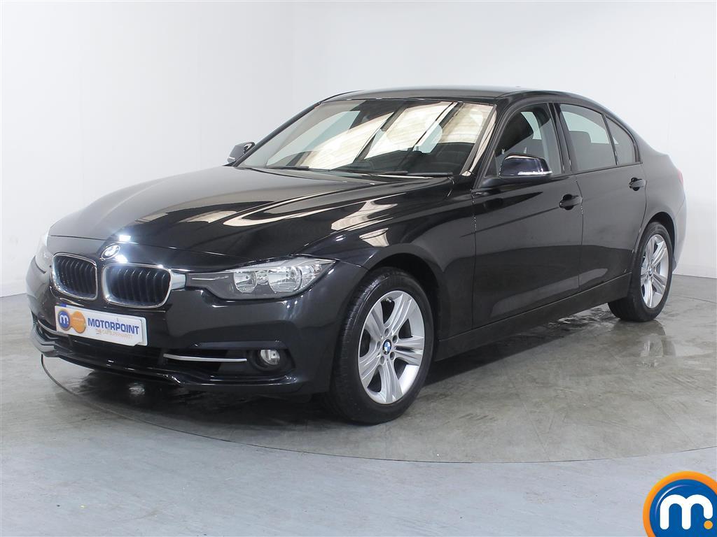 BMW 3 Series Sport - Stock Number (991989) - Passenger side front corner