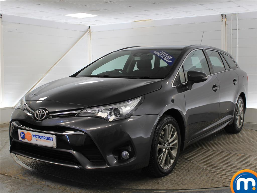 Toyota Avensis Business Edition - Stock Number (993298) - Passenger side front corner