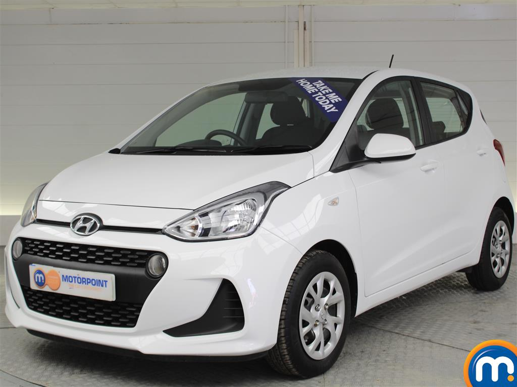 Hyundai I10 SE - Stock Number (993527) - Passenger side front corner
