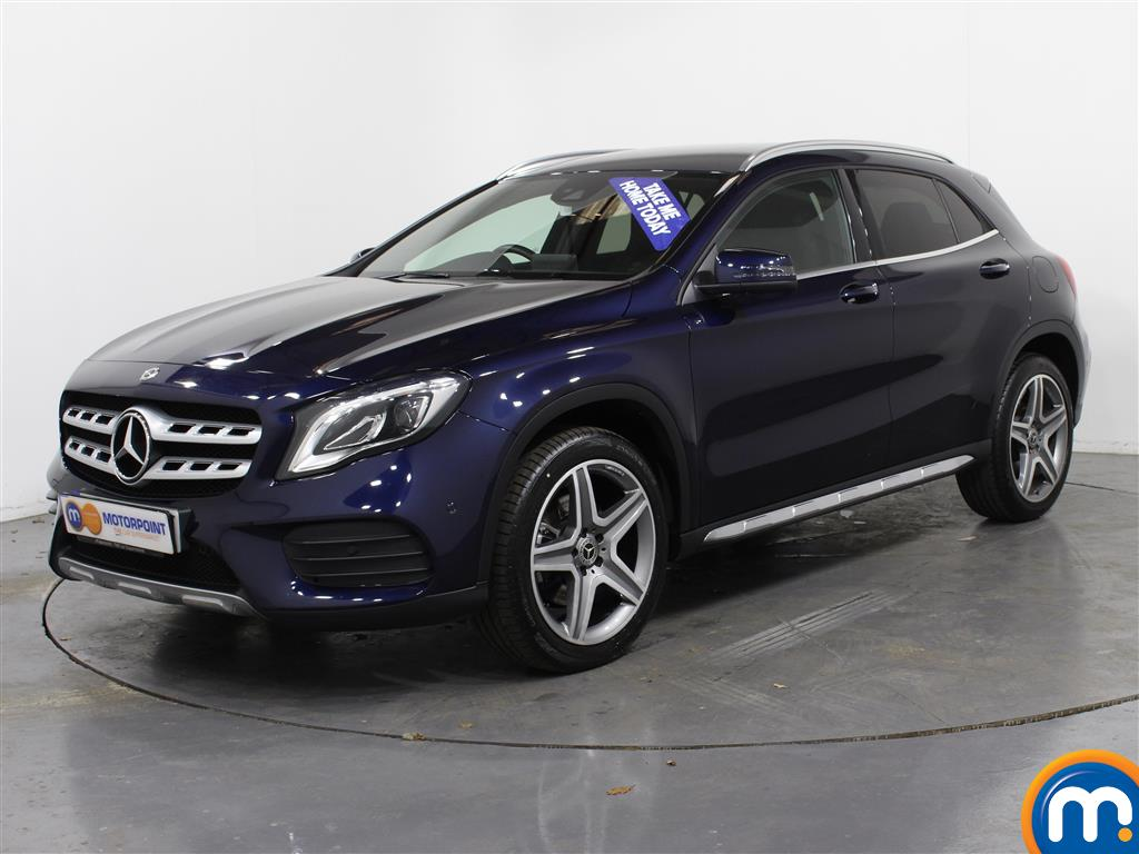 Mercedes-Benz Gla Class AMG Line - Stock Number (991432) - Passenger side front corner