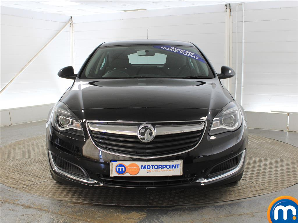 Vauxhall Insignia Design Manual Petrol Hatchback - Stock Number (991683) - Front bumper