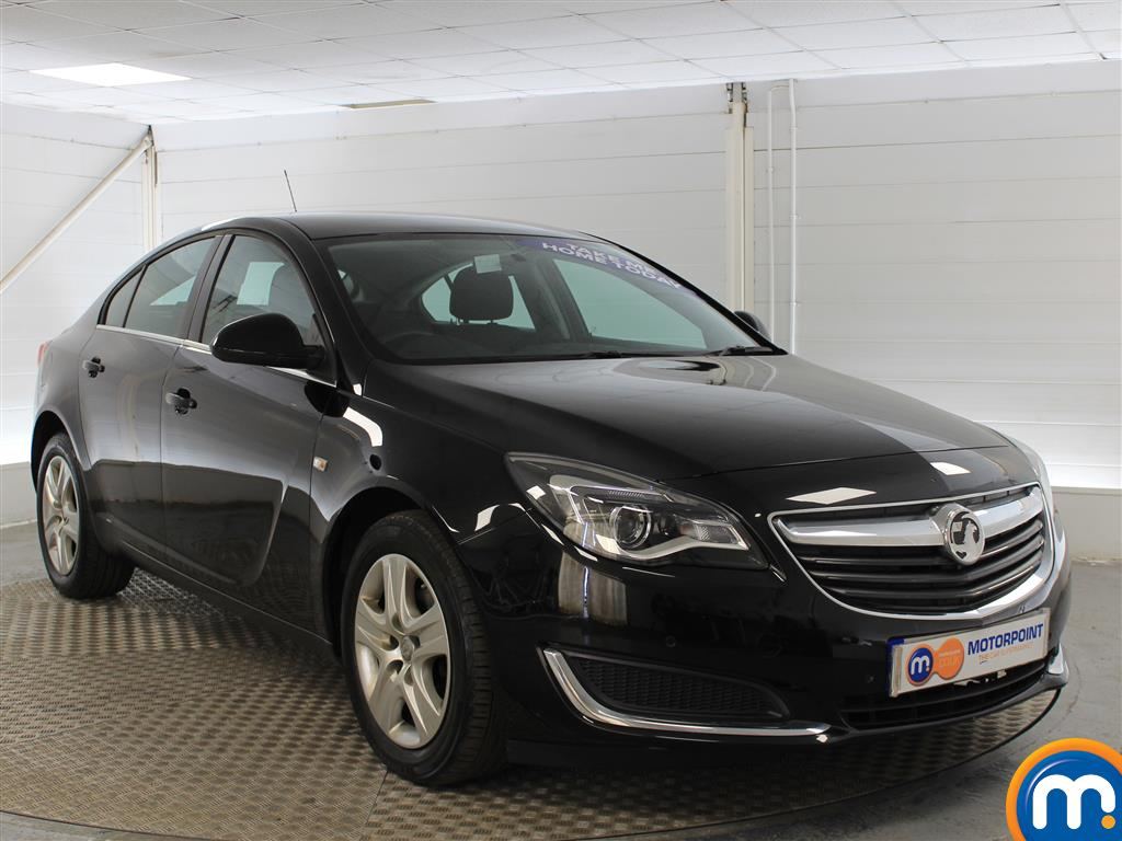 Vauxhall Insignia Design Manual Petrol Hatchback - Stock Number (991683) - Drivers side front corner