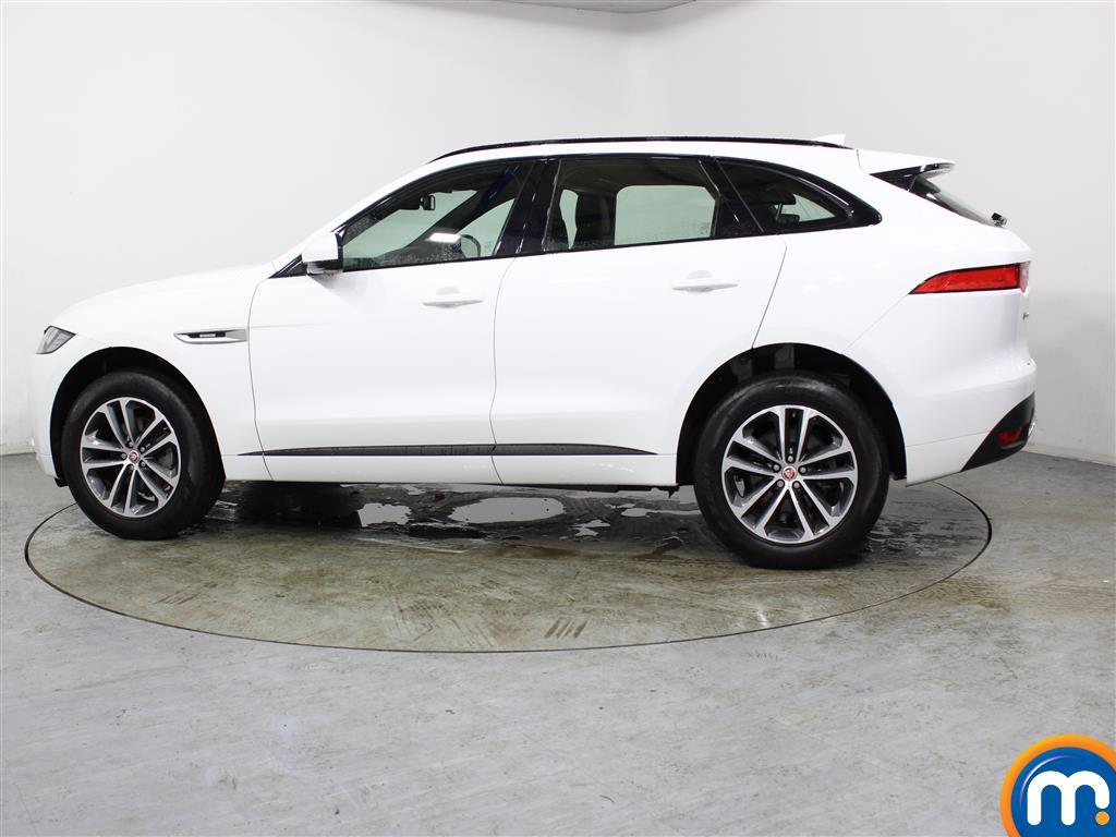 Jaguar F-Pace R-Sport Automatic Diesel Estate - Stock Number (996125) - Passenger side