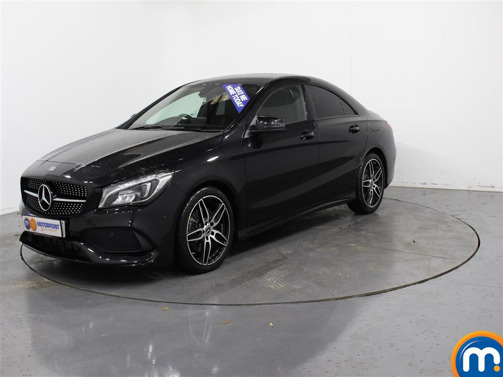 Mercedes-Benz Cla Class AMG Line - Stock Number (985294) - Passenger side front corner