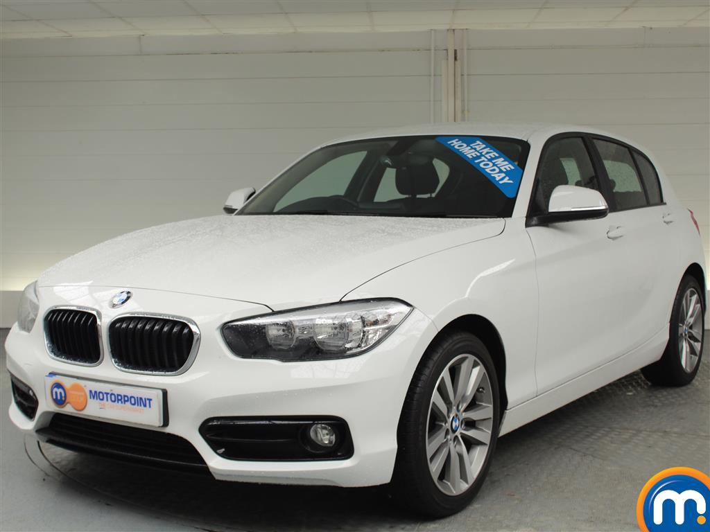 BMW 1 Series Sport - Stock Number (959742) - Passenger side front corner