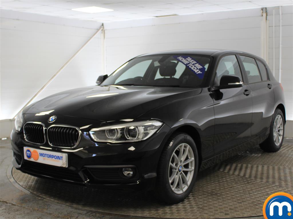 BMW 1 Series SE Business - Stock Number (993702) - Passenger side front corner