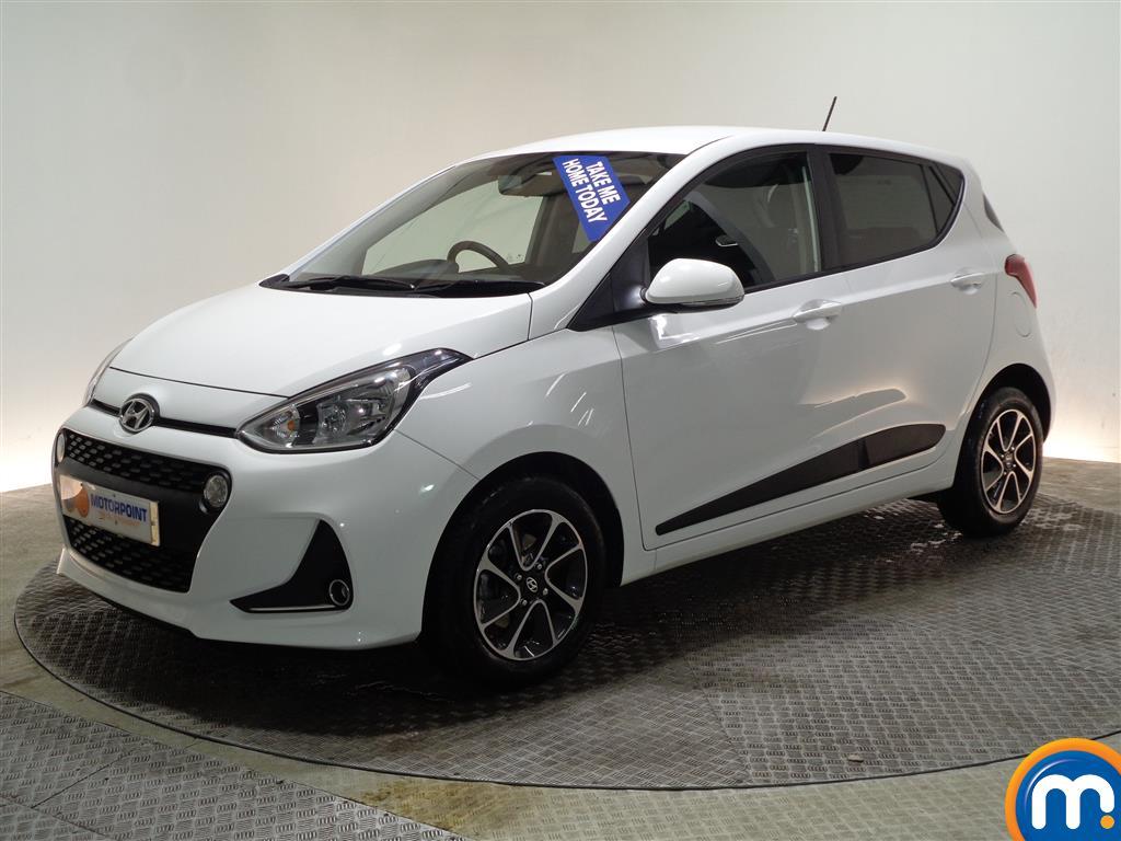 Hyundai I10 Premium - Stock Number (996756) - Passenger side front corner