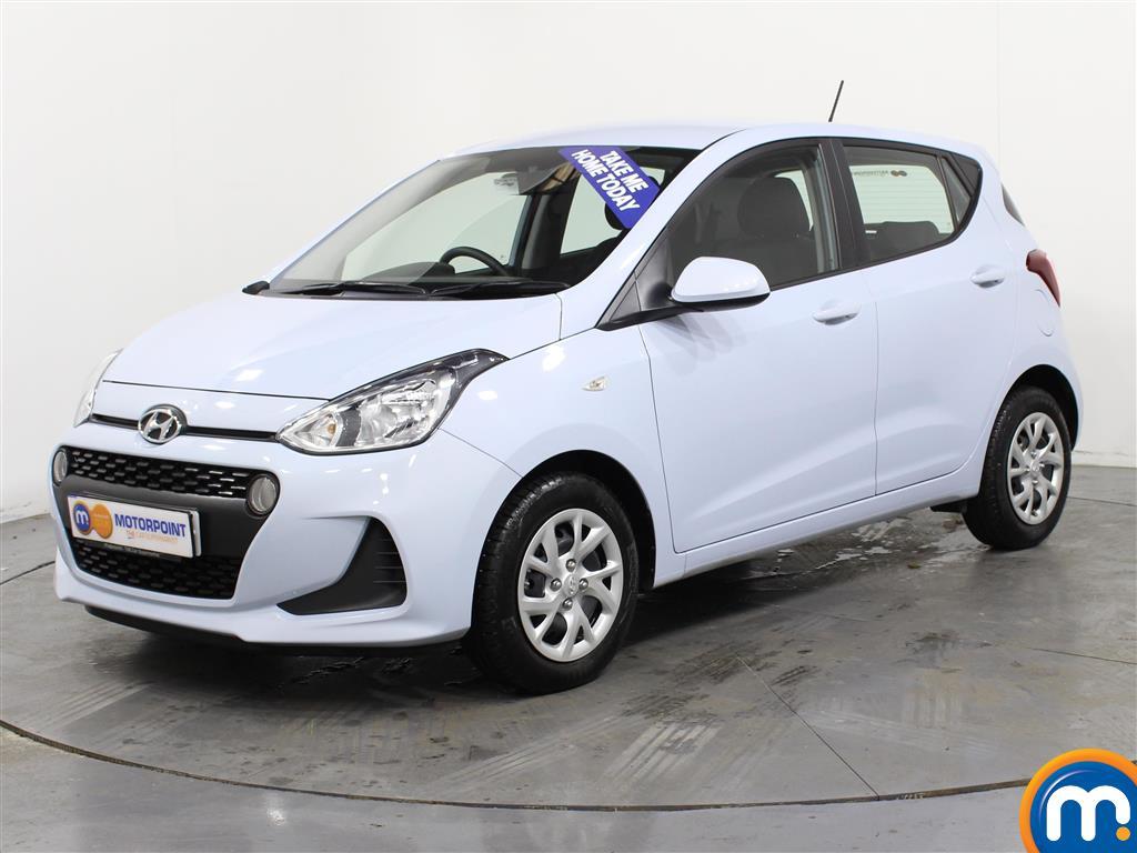 Hyundai I10 SE - Stock Number (993534) - Passenger side front corner