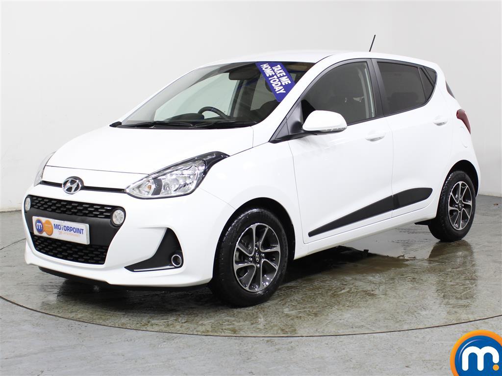 Hyundai I10 Premium - Stock Number (996763) - Passenger side front corner