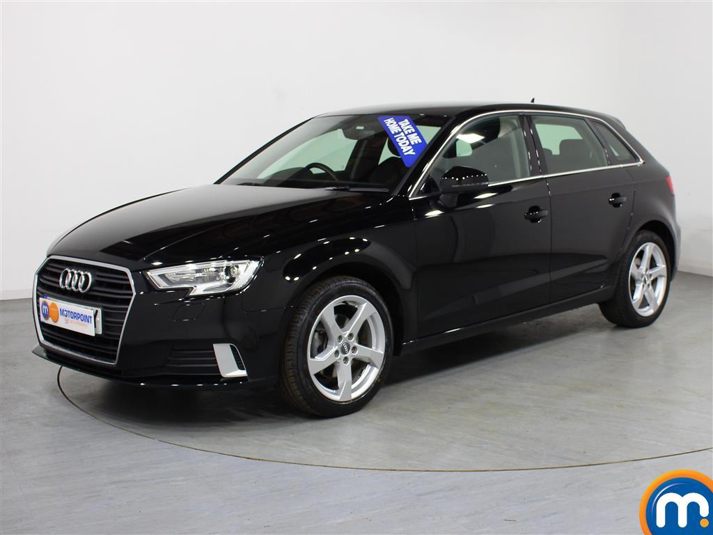 Audi A3 Sport - Stock Number (991315) - Passenger side front corner