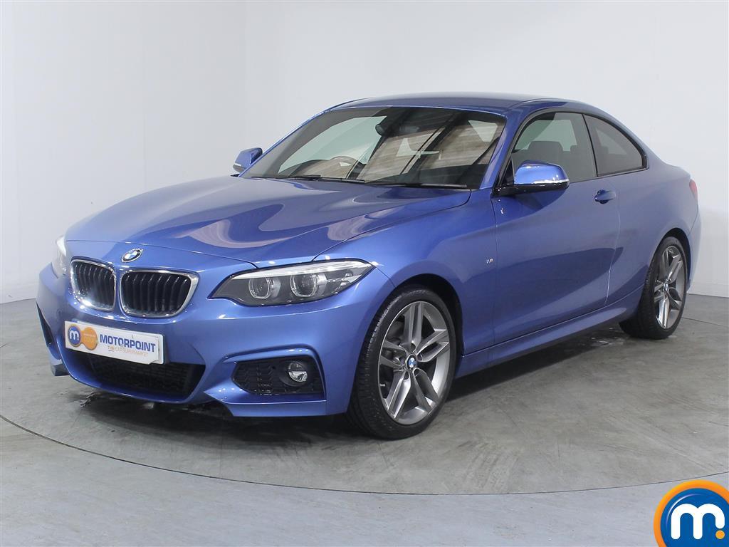 BMW 2 Series M Sport - Stock Number (994505) - Passenger side front corner