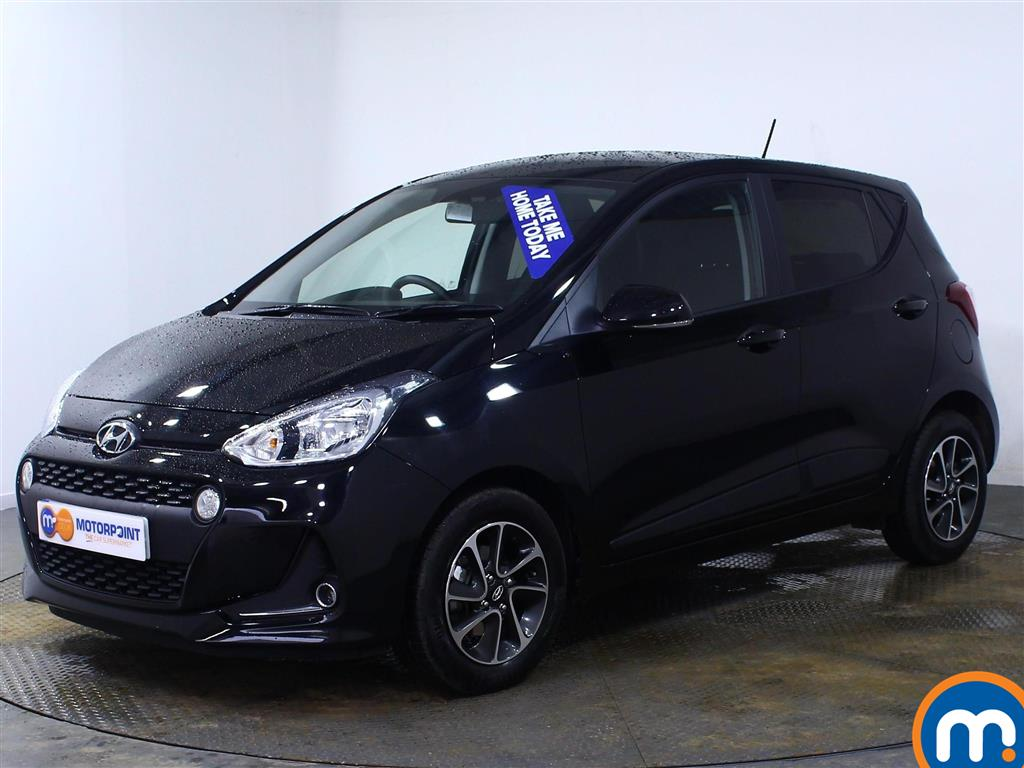 Hyundai I10 Premium - Stock Number (996668) - Passenger side front corner