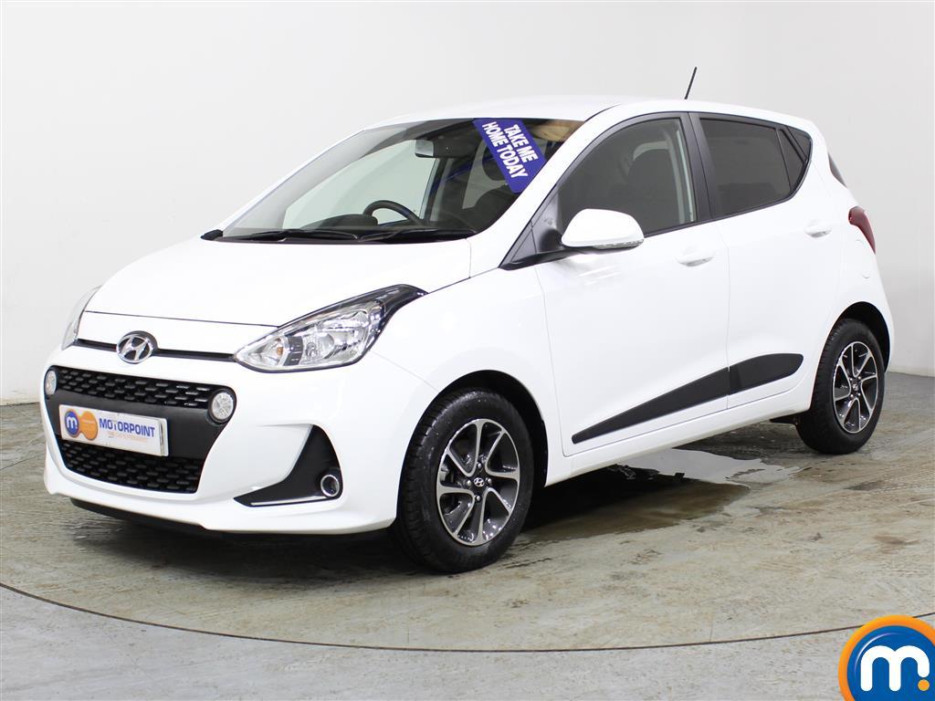 Hyundai I10 Premium - Stock Number (996761) - Passenger side front corner