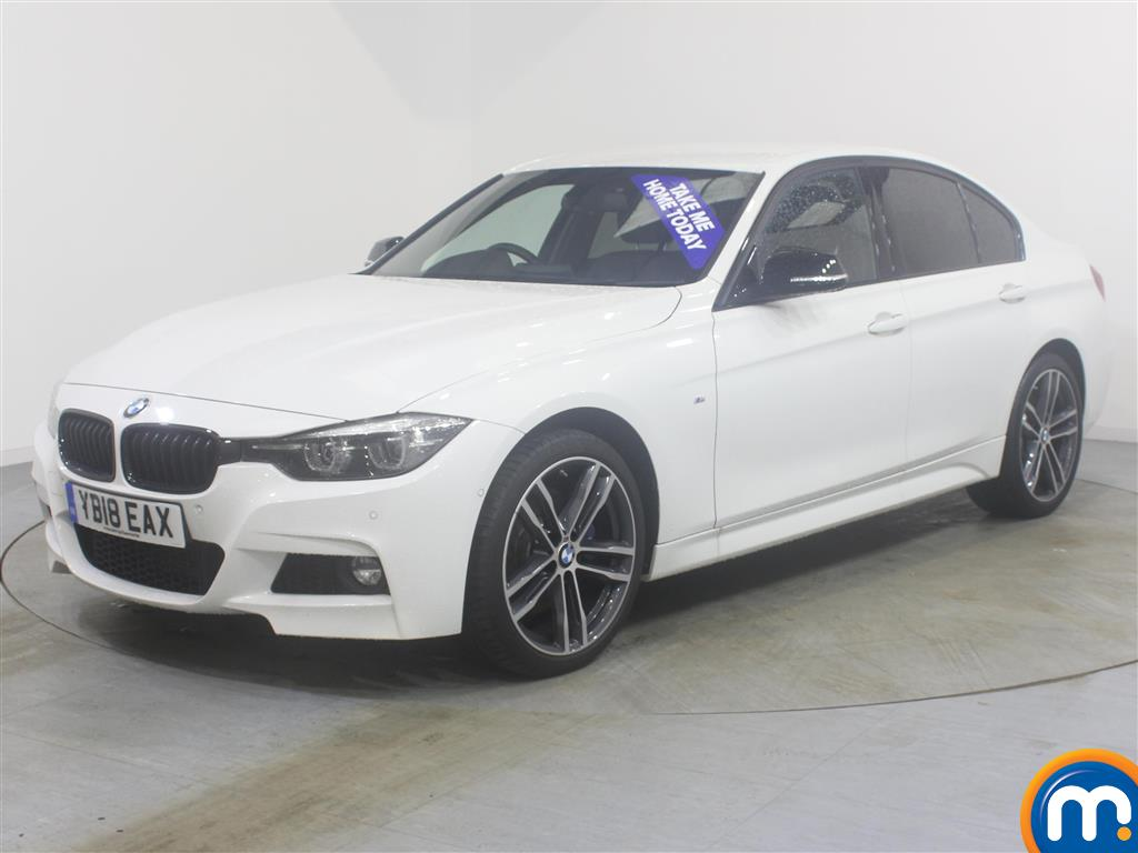 BMW 3 Series M Sport Shadow Edition - Stock Number (980491) - Passenger side front corner