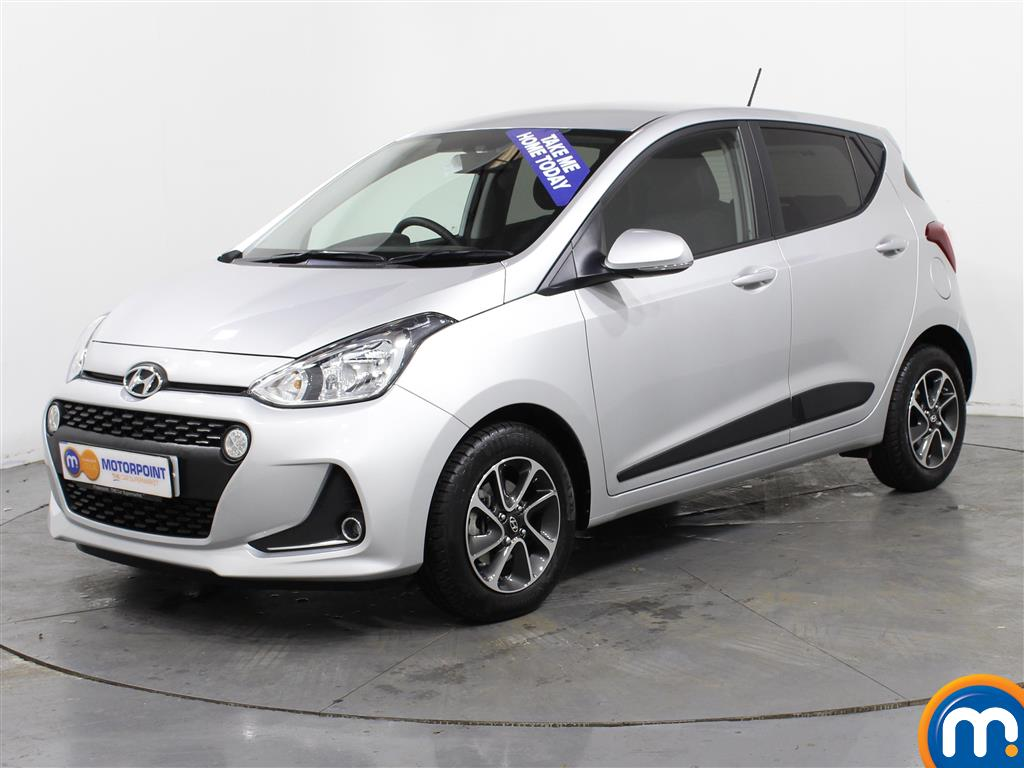 Hyundai I10 Premium - Stock Number (996826) - Passenger side front corner