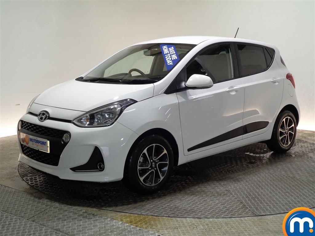 Hyundai I10 Premium - Stock Number (996751) - Passenger side front corner