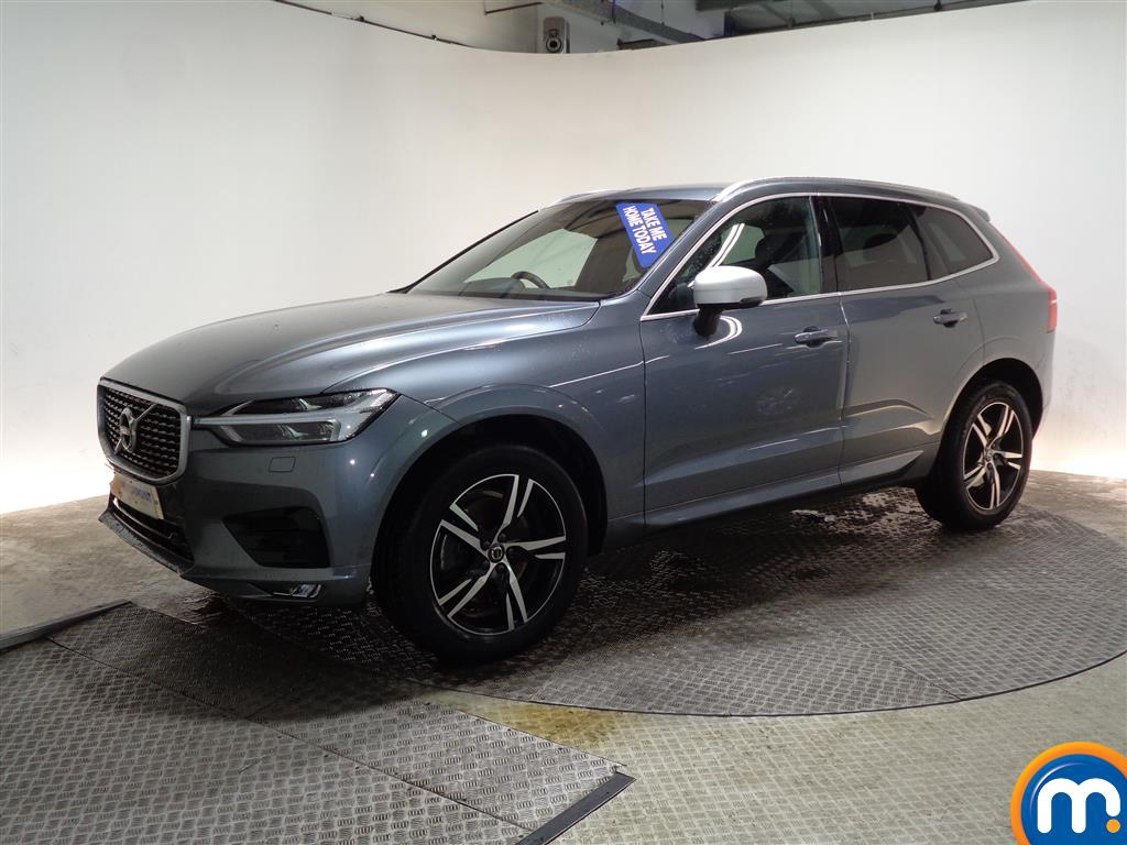 Volvo Xc60 R DESIGN - Stock Number (989848) - Passenger side front corner