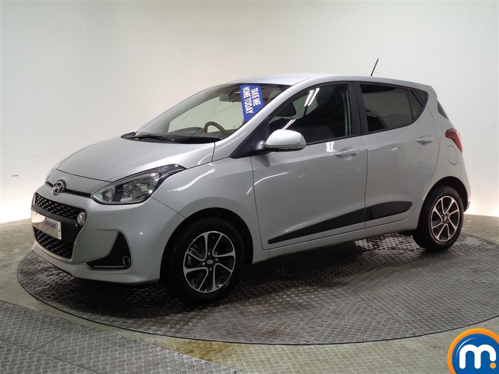 Hyundai I10 Premium - Stock Number (996816) - Passenger side front corner