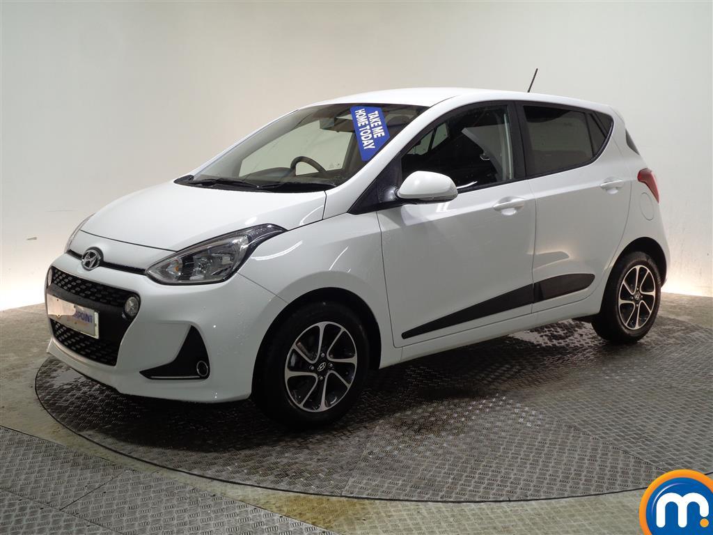 Hyundai I10 Premium - Stock Number (996752) - Passenger side front corner