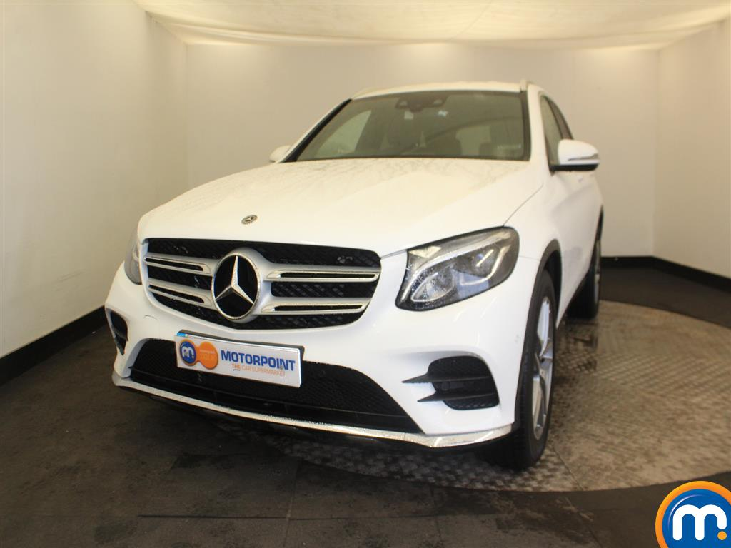 Mercedes-Benz GLC Amg Line Automatic Diesel Estate - Stock Number (994717) - Passenger side front corner