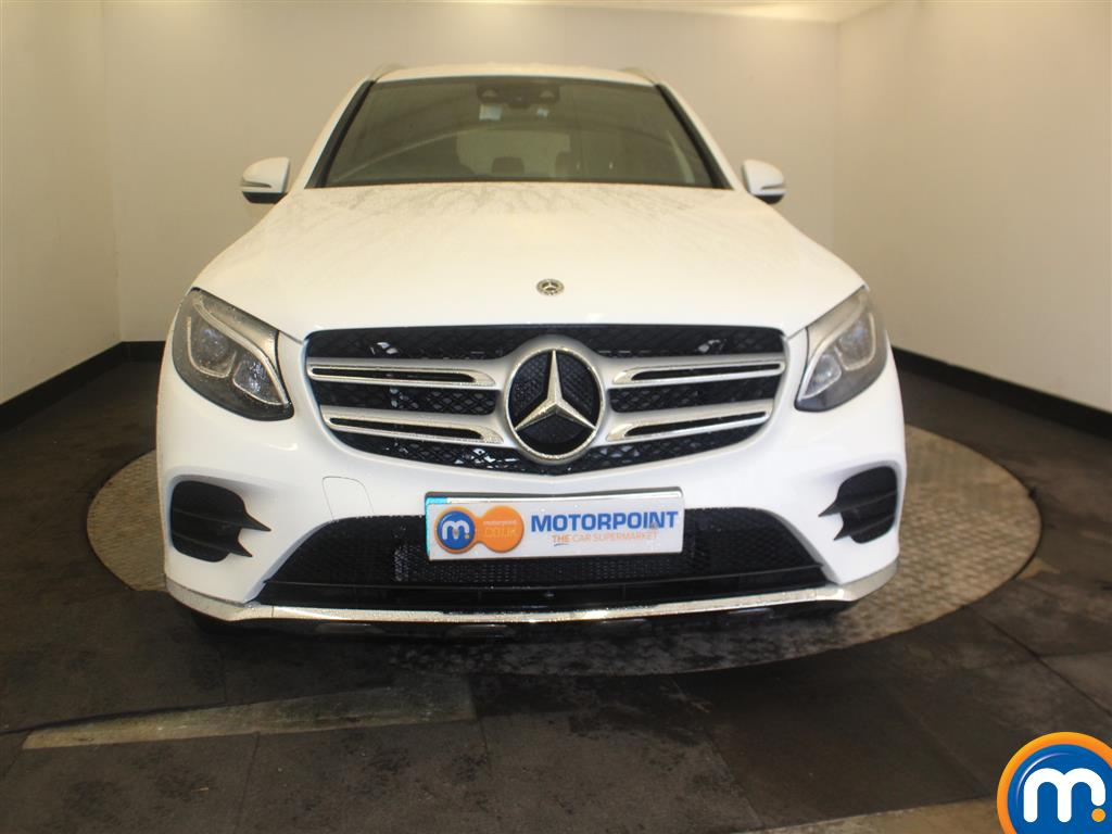 Mercedes-Benz GLC Amg Line Automatic Diesel Estate - Stock Number (994717) - Front bumper